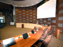 Morongo Casino Resort Tribal Council Chamber